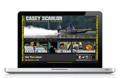Casey Scanlon Fishing powered by Pro Sites Unlimited